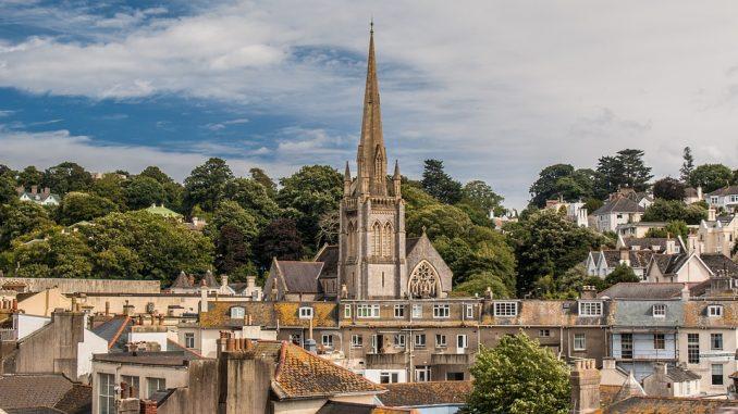 UK town or village