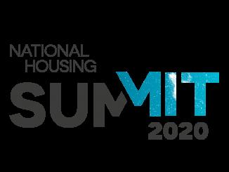 National Housing Summit 2020 logo