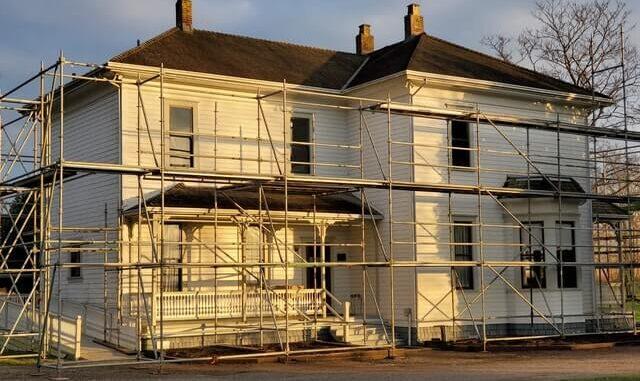 underpinning property