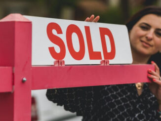 house prices sold over asking